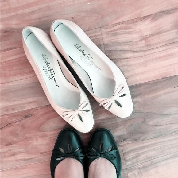 Salvatore Ferragamo Shoes - Ferragamo size 5B , used 1 times , like new